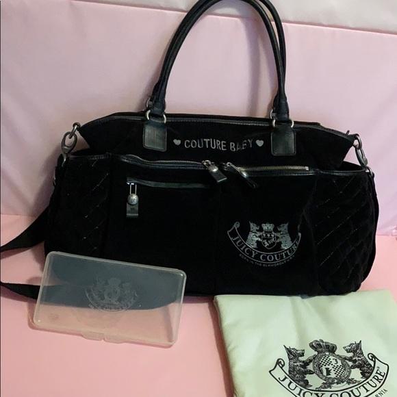 Juicy Couture Handbags - Juicy couture diaper bag